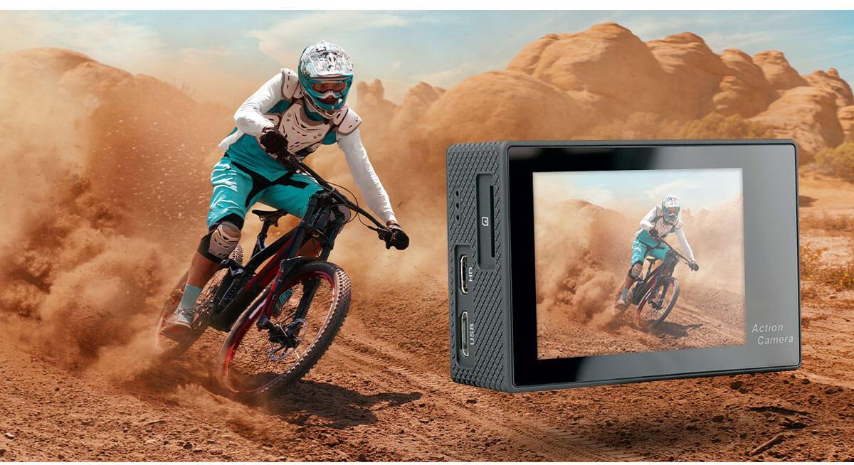 4k sports camera Xblitz Move 4k