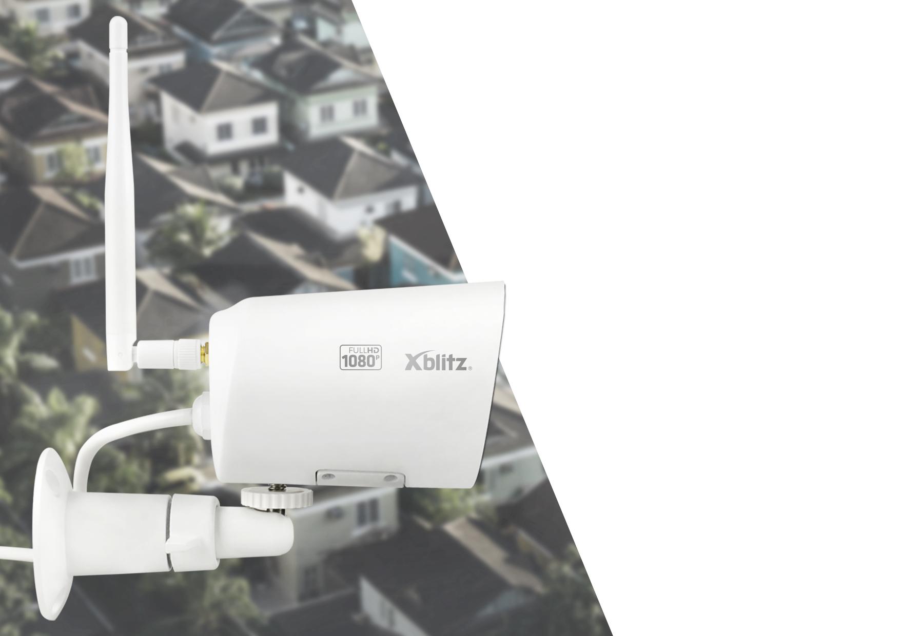 xblitz FORCE 3 Kamera IP WI-FI Full HD
