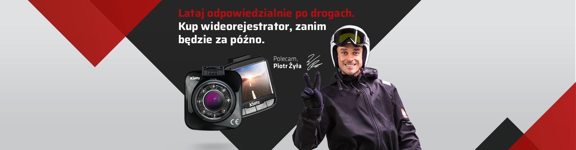 Baner - Piotr Żyła poleca
