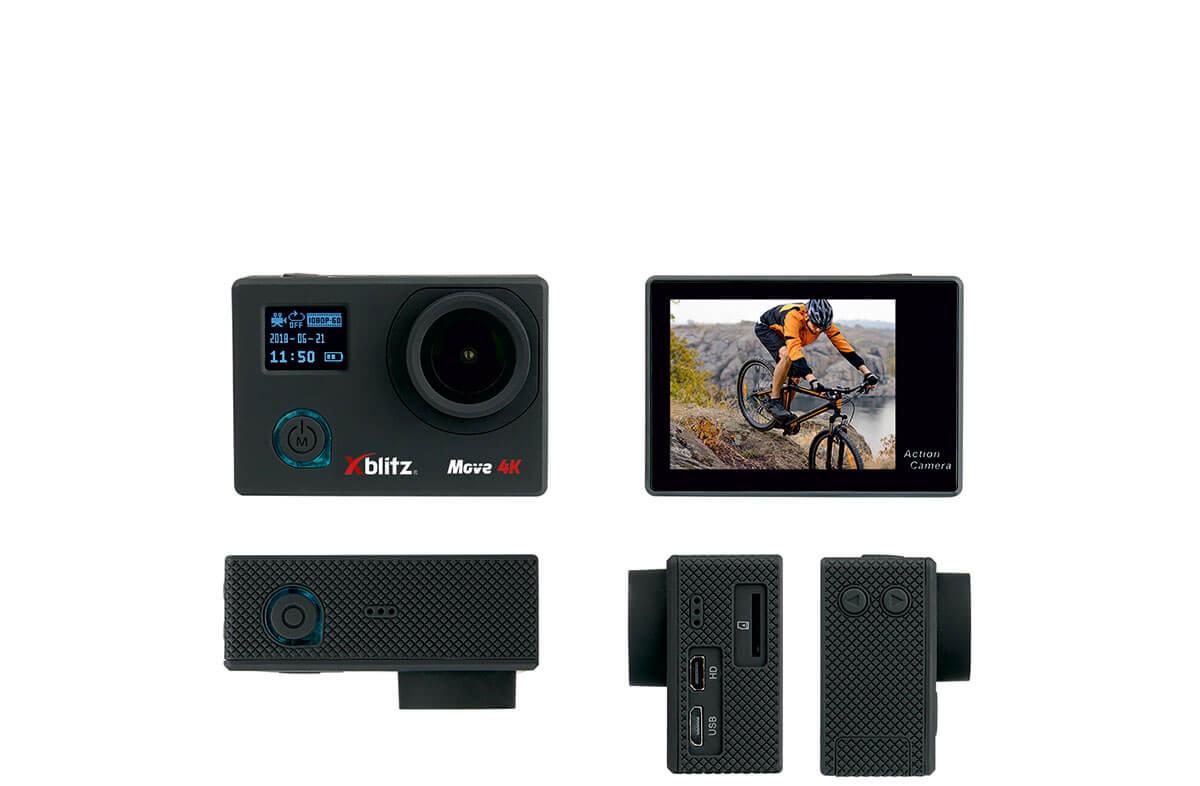 Kamera 4k Xblitz Move 4k