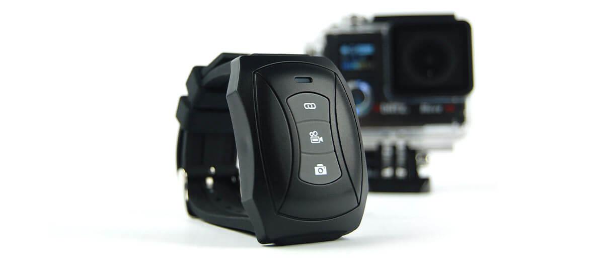 Bezprzewodowy pilot do kamery sportowej Xblitz Move 4k