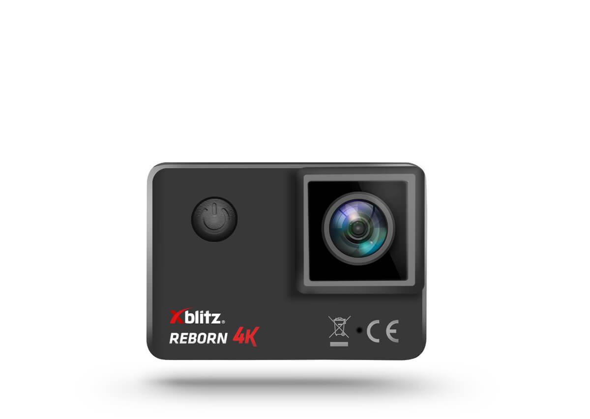 Kamera 4k Xblitz Reborn 4k