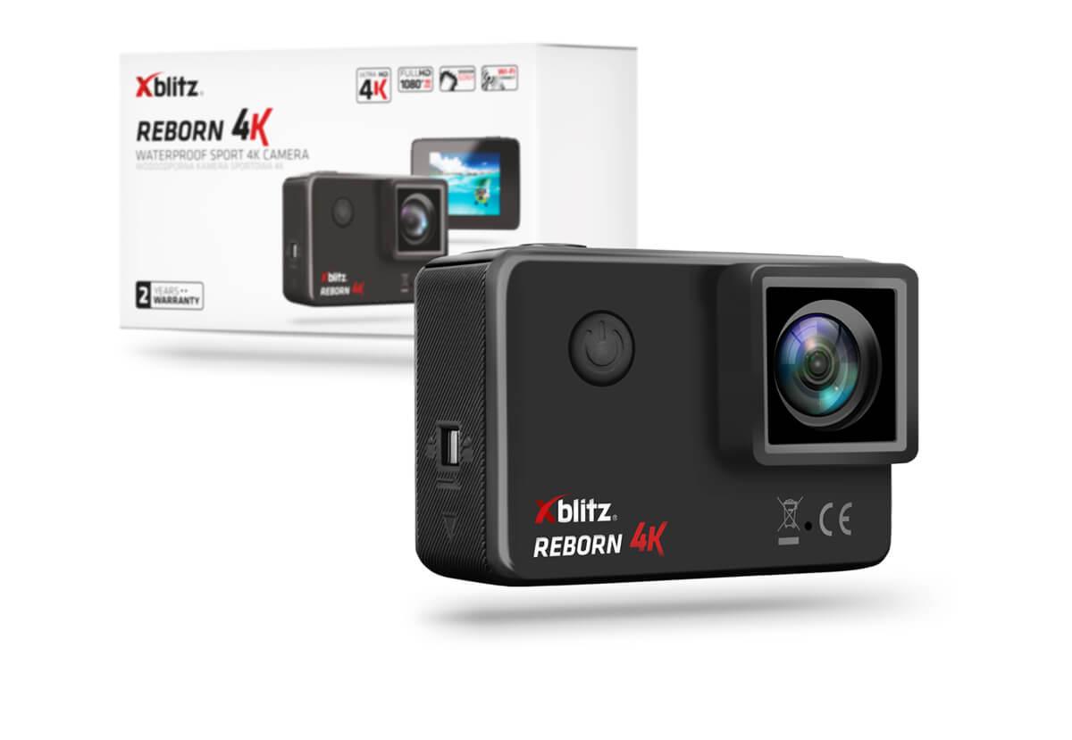 Pudełko do kamery wodoodpornej Xblitz Reborn 4k