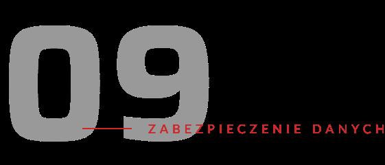 Numer sekcji - 9