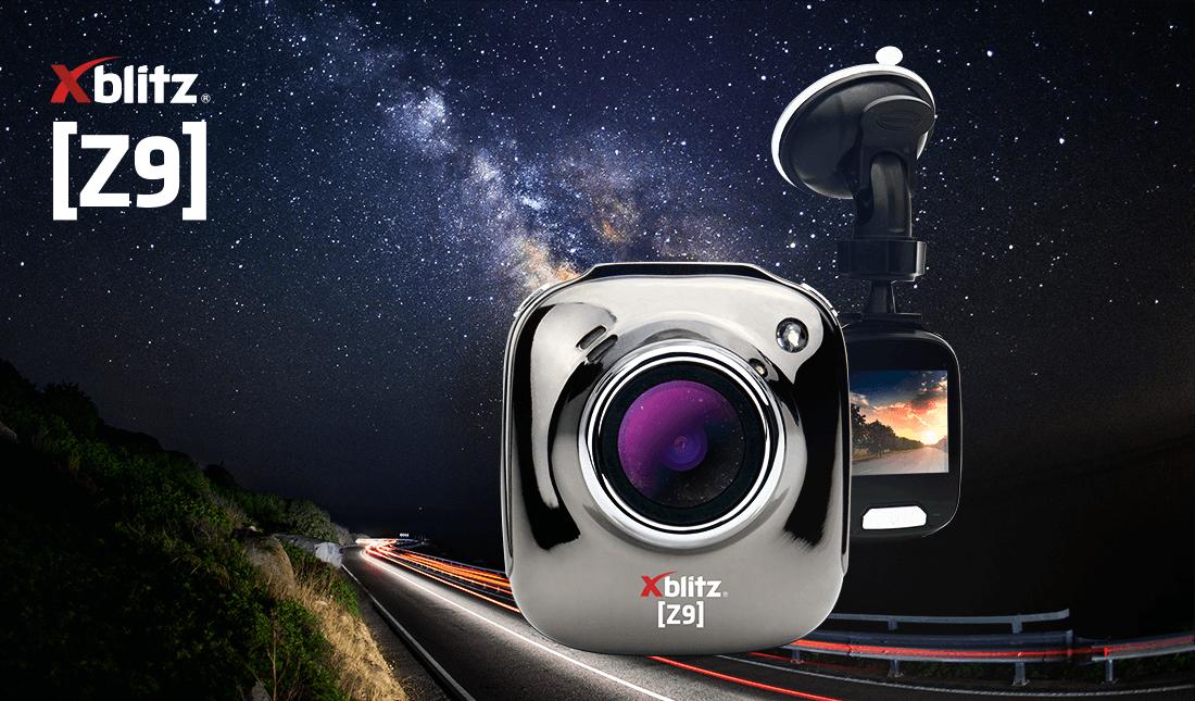 Kamera samochodowa Z9
