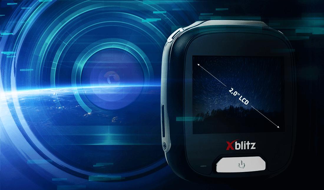 Wyraźny wyświetlacz Xblitz Z9