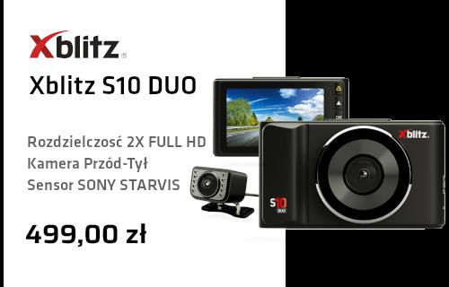 Kamera samochodowa Xblitz Trust