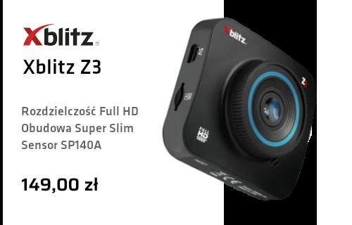 Kamera samochodowa Xblitz Z3