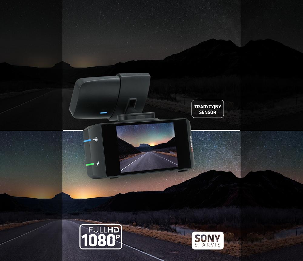 Wyjątkowa kamera samochodowa - rejestrator trasy Xblitz v2