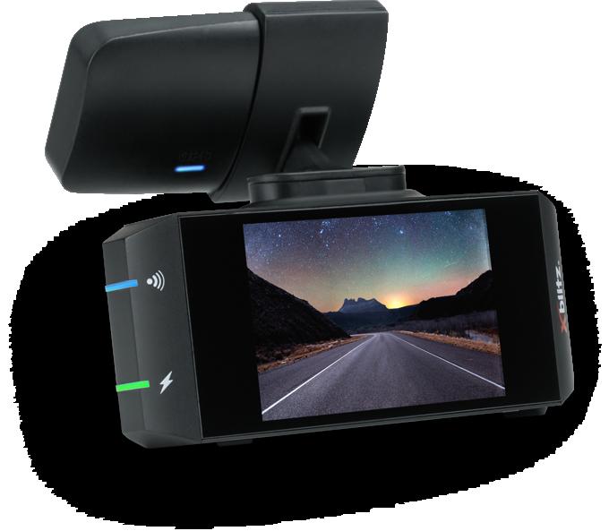 kamera samochodowa xblitz v2