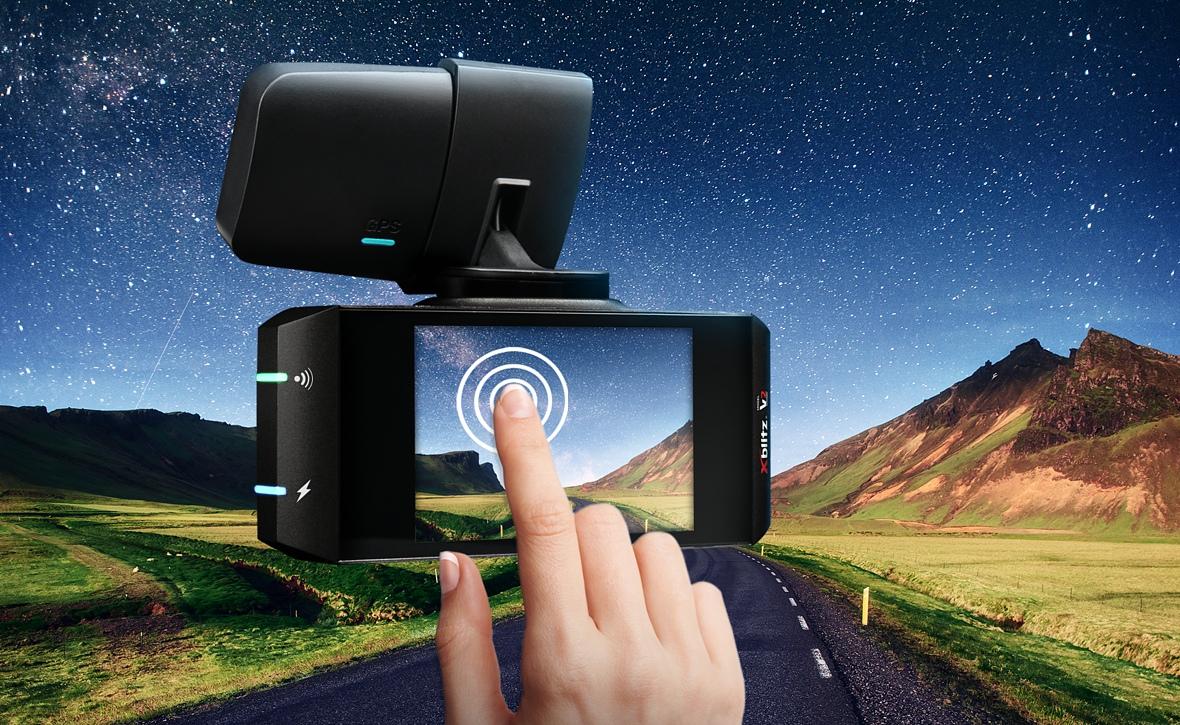 Nowa kamera samochodowa Xblitz v2 PRO