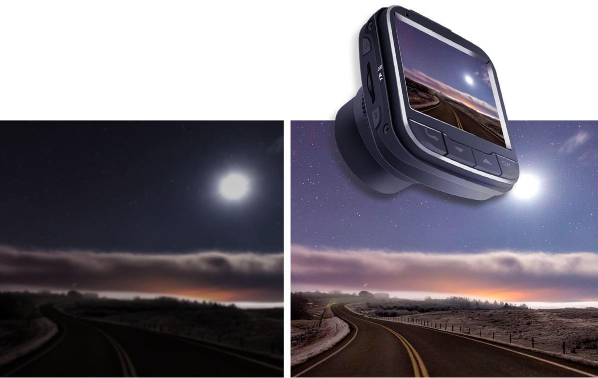 Kamery samochodowe nowej generacji