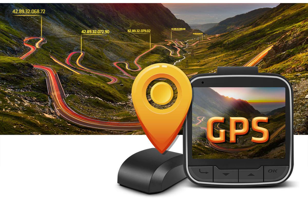 GPS przydatny dodatek